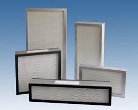 Hospital filters and systems for cleanliness and protection