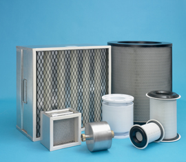 Hepa High Efficiency Particulate Air Filters Designed And Made