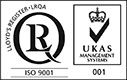 UKAS Quality Management Logo